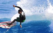 サーフィンスクール |i-Surfer|湘南辻堂で少人数制のサーフィンスクールを行っています。JPSA公認元プロ・サーファー石関太郎と経験豊かな先生達が、安全に安心してサーフィンを楽しめる環境をご提供しています。